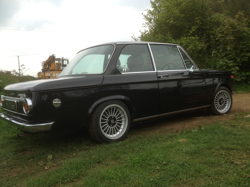 Car Of The Month May 2013 Bmw 2002