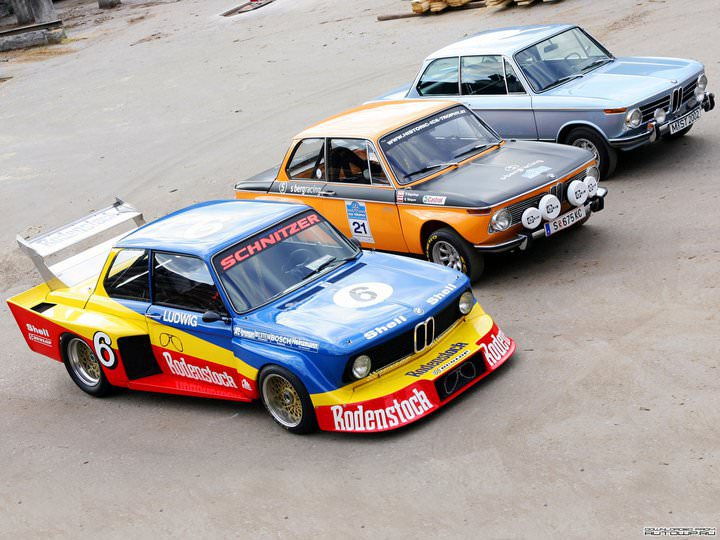 Bmw 2002 Dedicated To The Classic 02 Series And Neue