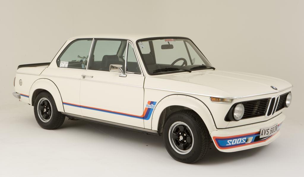 Turbo Bmw 2002