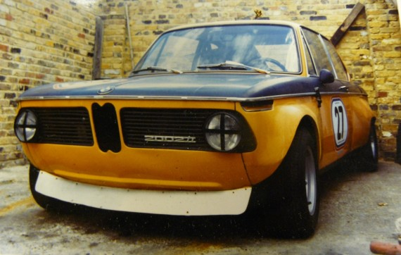 Alpina Works car Gp 200