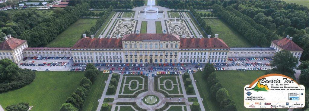 Bavaria Tour Drone Shot