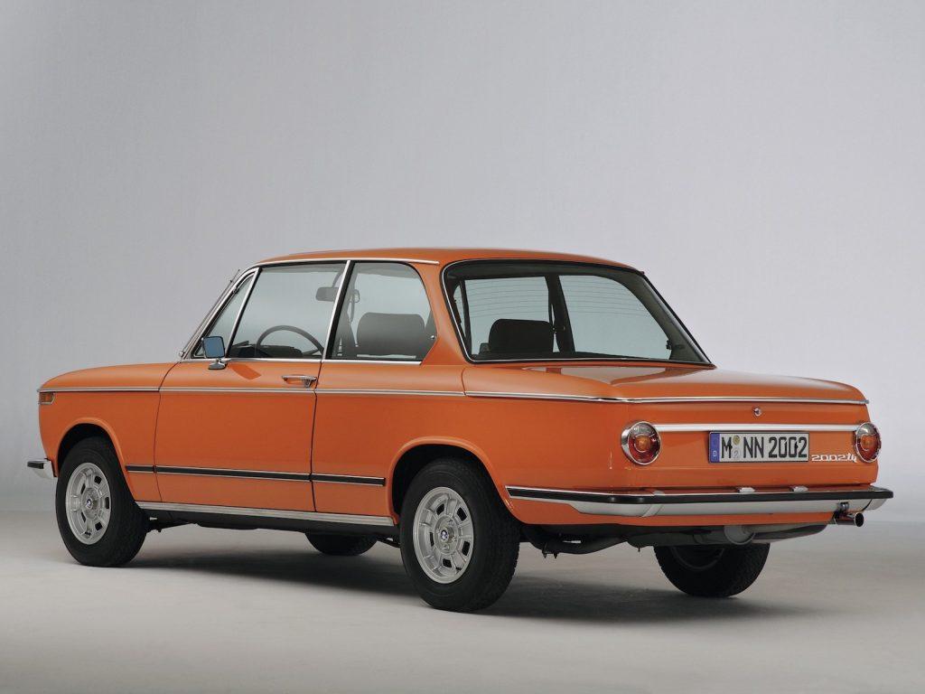 Tii | BMW 2002