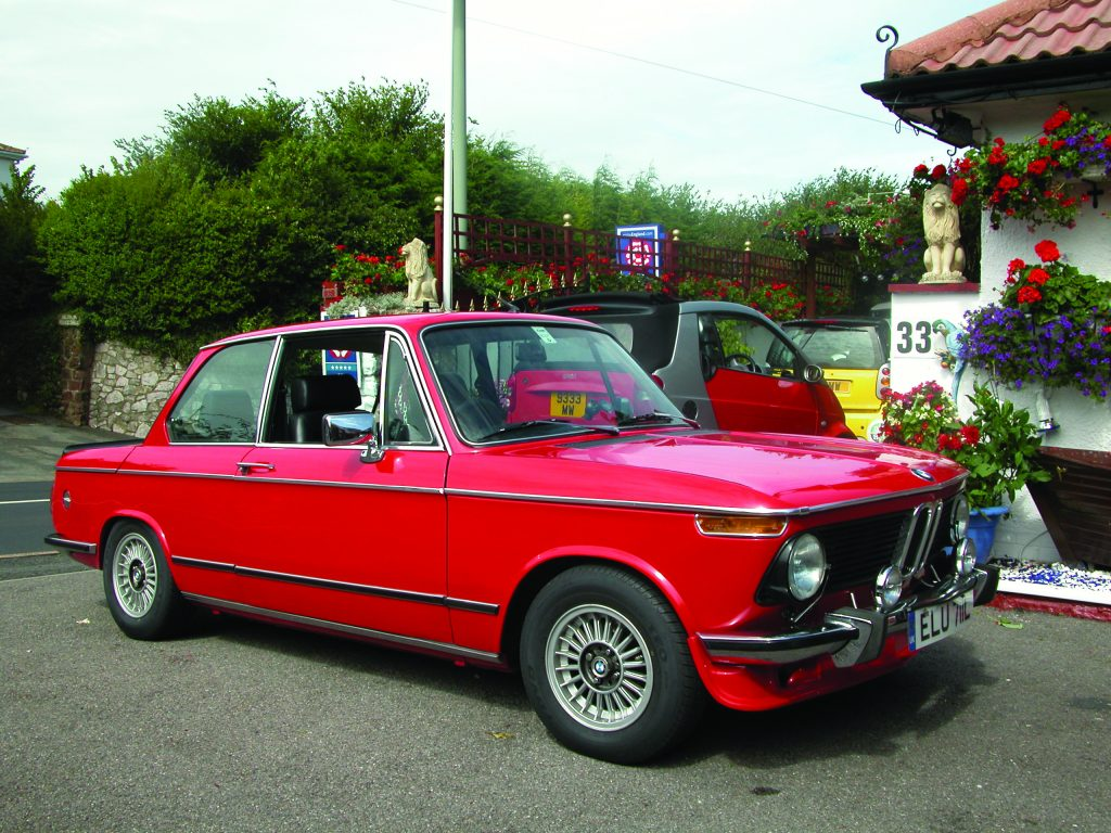 Car of the Month May-June 2018 | BMW 2002