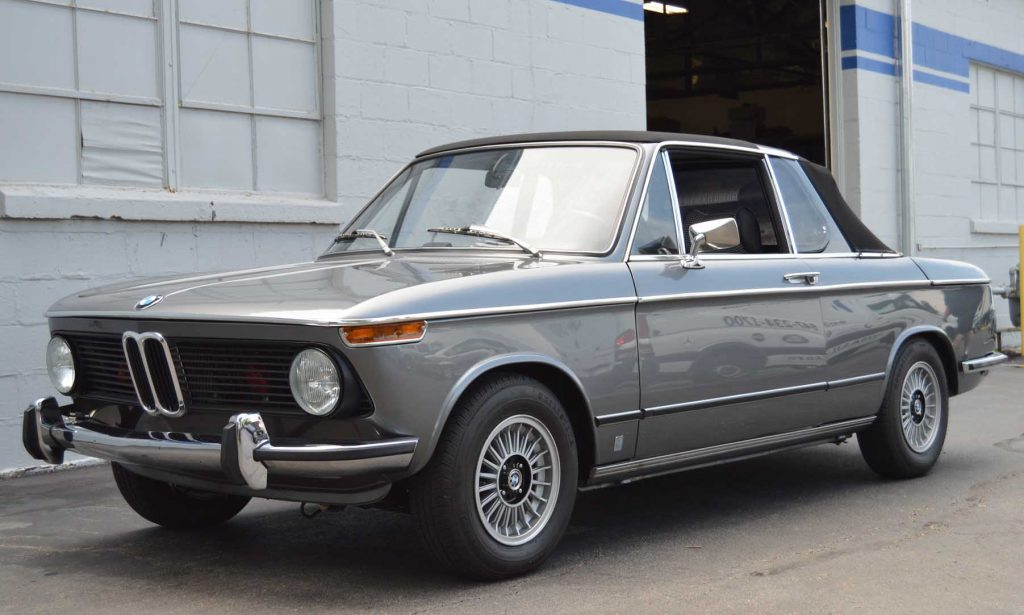 Car Of The Month Dec 2018 Bmw 2002