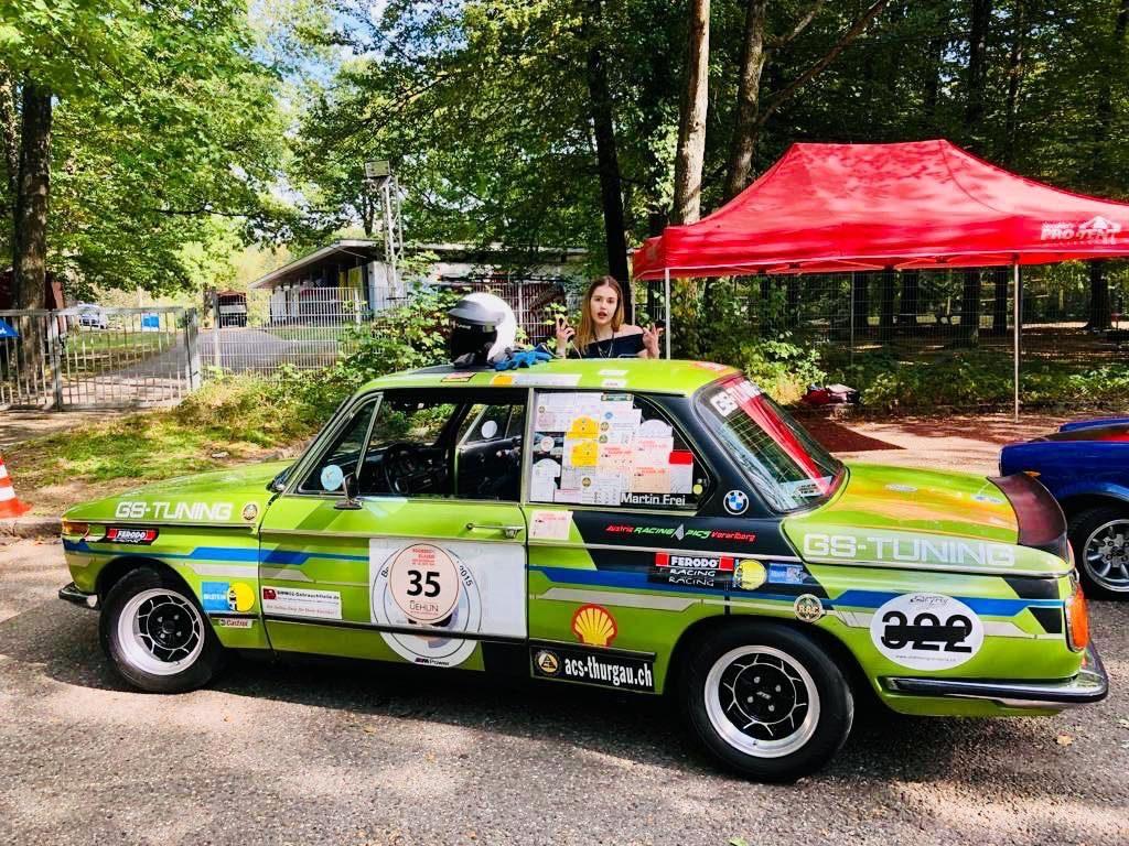 Martin Kurt Frei Car Of The Month Oct 2019 Bmw 2002