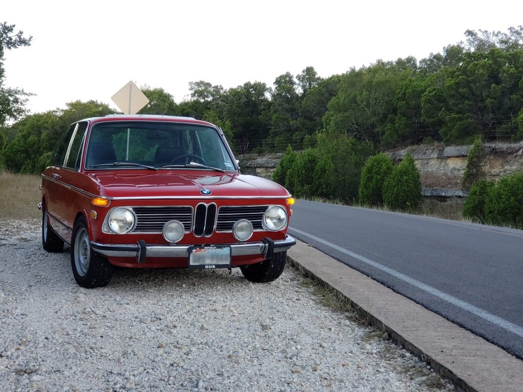 Hardy Beck Modified 1973 Bmw 2002 Tii Car Of The Month May 2020 Motor Memos